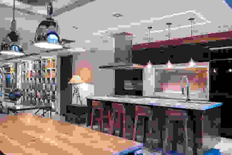 Dapur Modern Oleh Sobrado + Ugalde Arquitectos Modern
