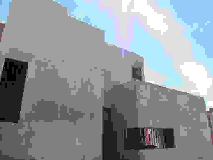 Modern houses by modulo cinco arquitectura Modern Concrete