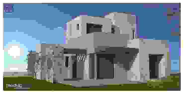 modern  by modulo cinco arquitectura, Modern