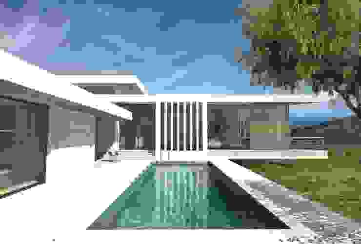 現代房屋設計點子、靈感 & 圖片 根據 Archionline 現代風