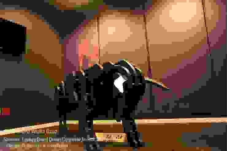 INKUNZIWG Raging Bull by MNDSA Environmental