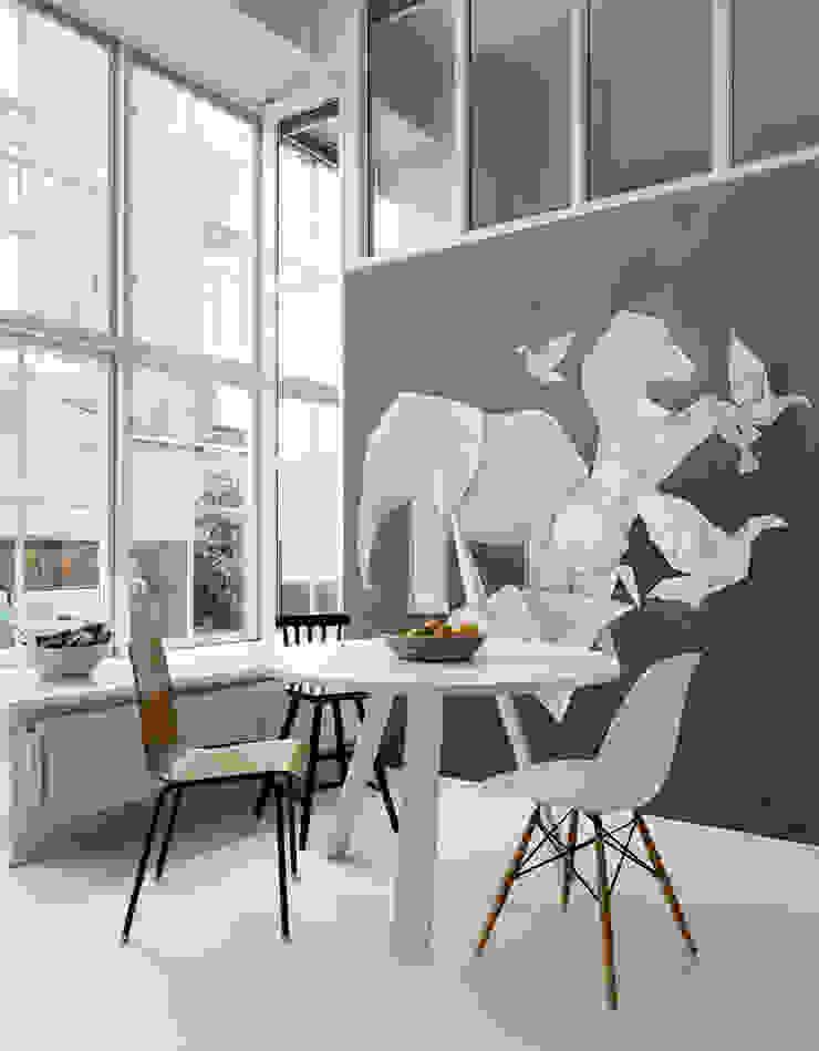 Origami Animals Pixers Living room Multicolored