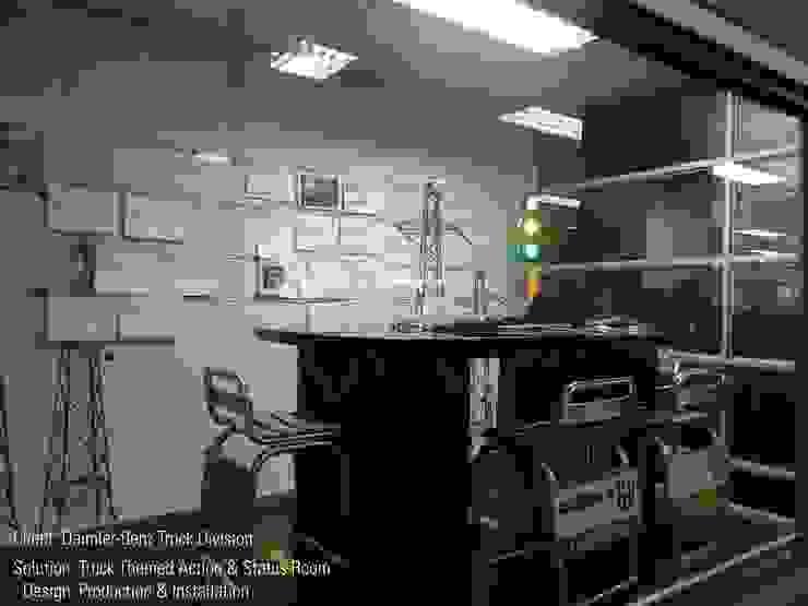 Daimler-Benz Meeting/ Status room by MNDSA Environmental
