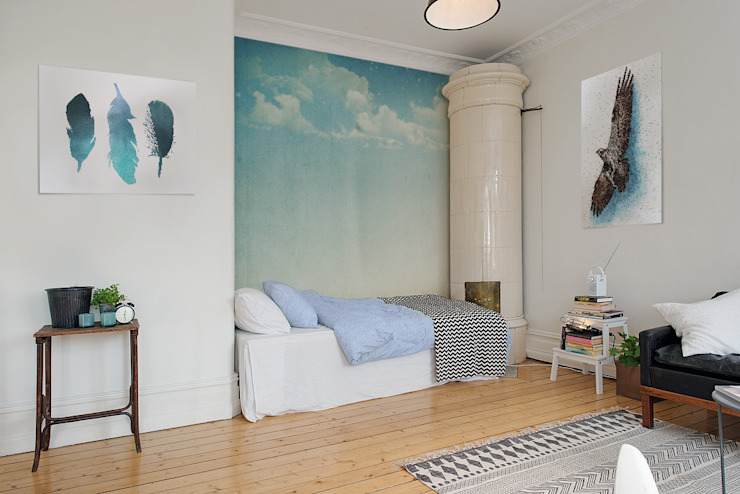 Bedroom by Pixers, Scandinavian