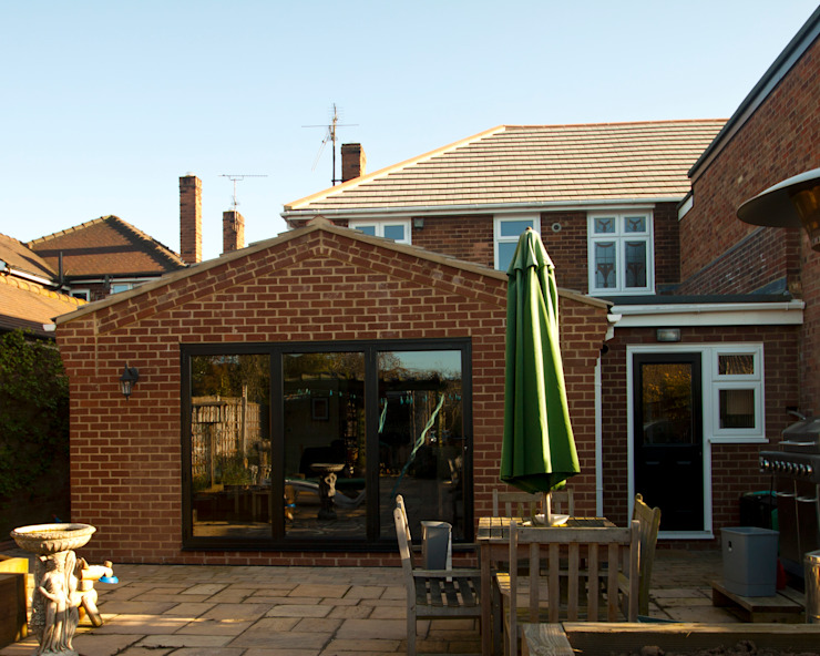 Extension finished par JMAD Architecture (previously known as Jenny McIntee Architectural Design)