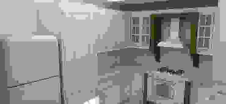 Rodosto Concept - Classic Kitchen- Klasik Mutfak Rodosto Concept