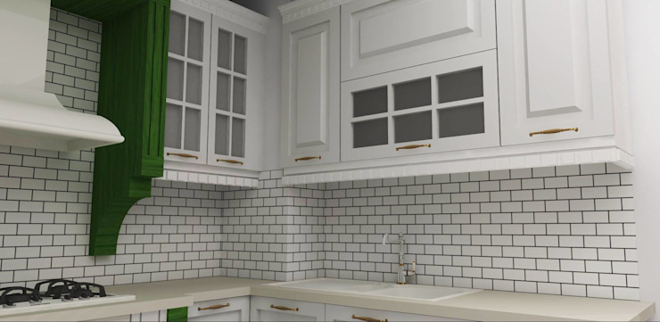 Classic Kitchen- Klasik Mutfak Rodosto Concept