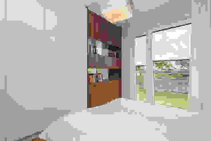 Kameleon - Kreatywne Studio Projektowania Wnętrz Modern Bedroom