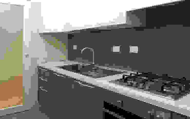 Cocinas de estilo moderno de CAFElab studio Moderno