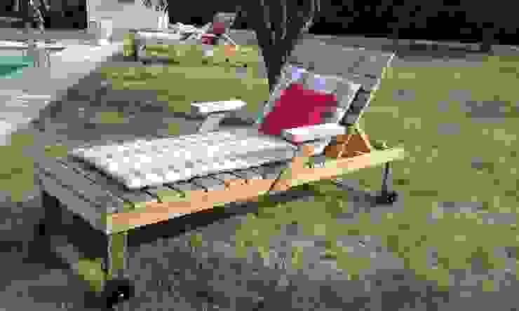 amour de palette création Garden Furniture Wood Wood effect