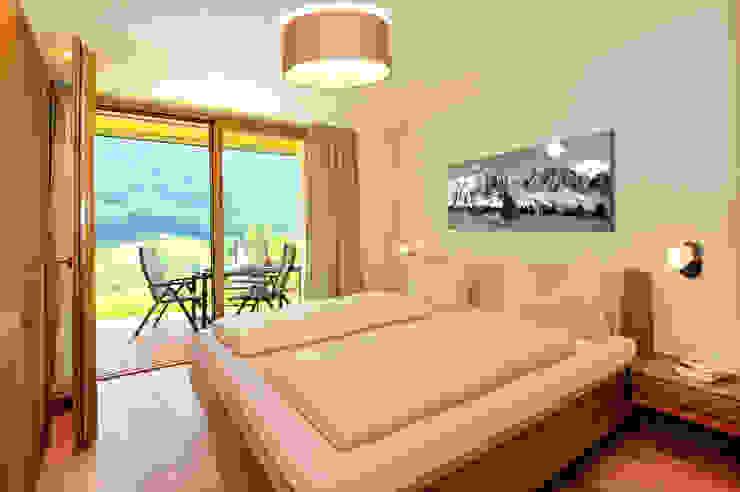 Manuel Benedikter Architekt Classic style bedroom