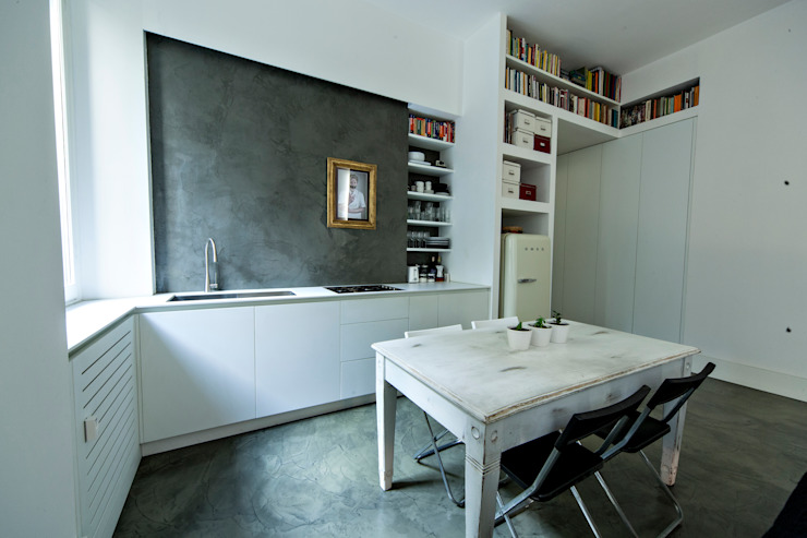 Kitchen by studio ferlazzo natoli, Minimalist