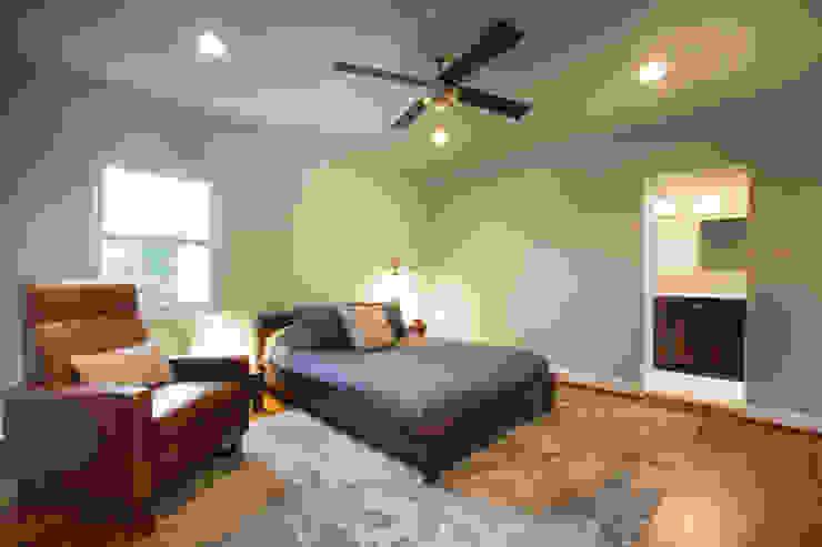 Master Bedroom ReDesign RedBird ReDesign Modern style bedroom