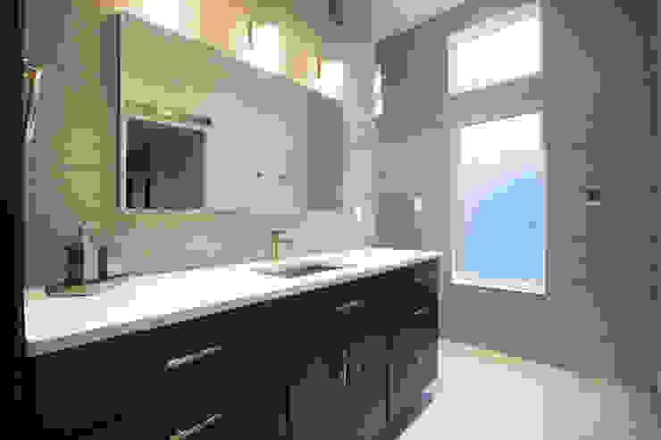 Master Bathroom Remodel RedBird ReDesign Modern bathroom Ceramic