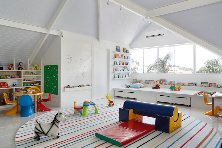 Nursery/kid's room by homify, Modern