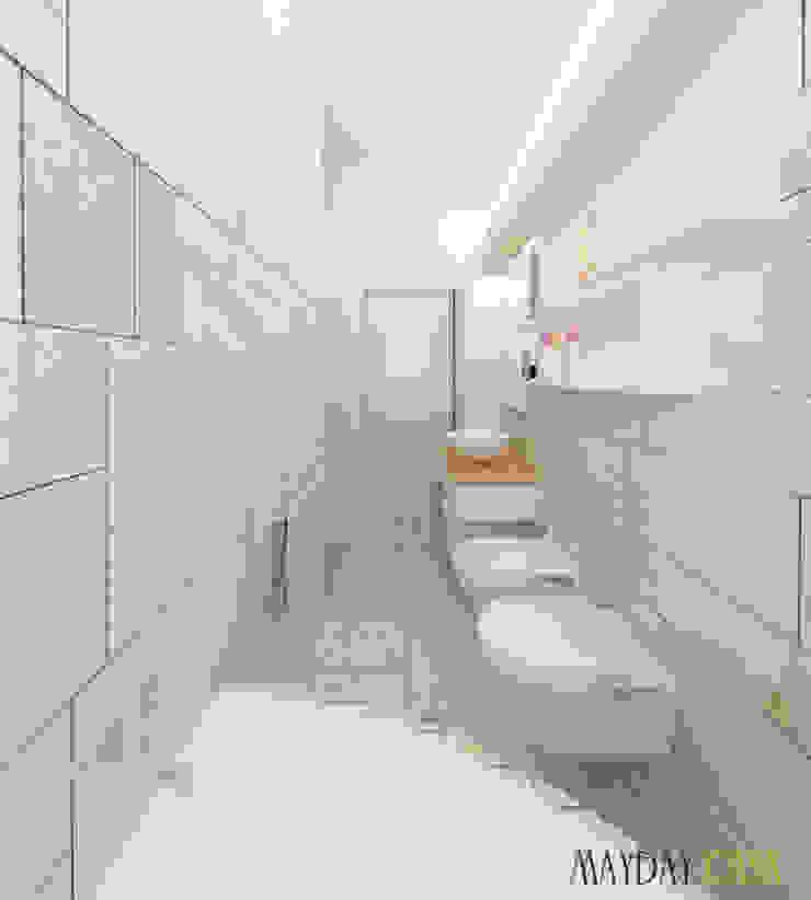 Azzurra Lorenzetto Modern bathroom Tiles Beige