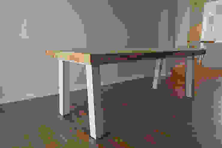 Contesini Studio & Bottega Столовая комнатаСтолы Твердая древесина Эффект древесины
