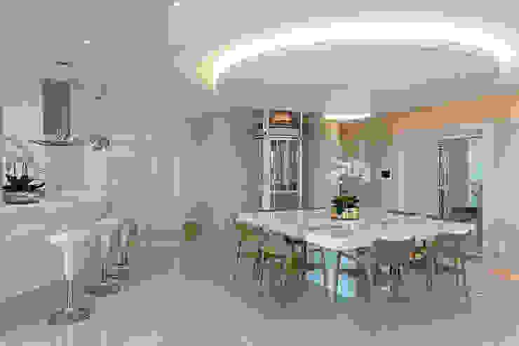 Comedores de estilo moderno de Arquiteto Aquiles Nícolas Kílaris Moderno