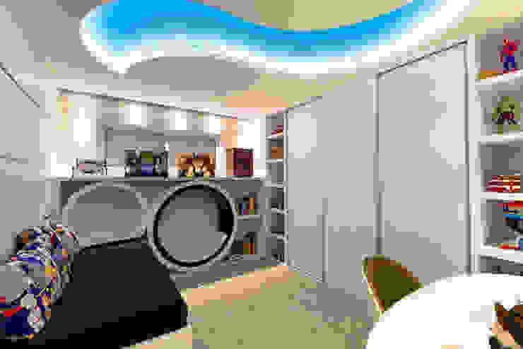Детская комната в стиле модерн от Designer de Interiores e Paisagista Iara Kílaris Модерн МДФ