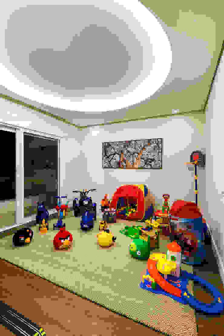 Cuartos infantiles de estilo moderno de Designer de Interiores e Paisagista Iara Kílaris Moderno