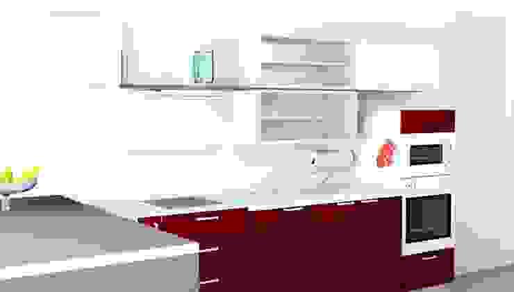 Modern Kitchen by Abasto de Diseño Modern