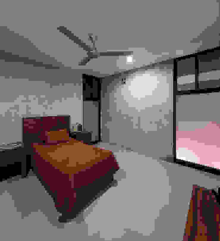 P11 ARQUITECTOS ห้องนอน