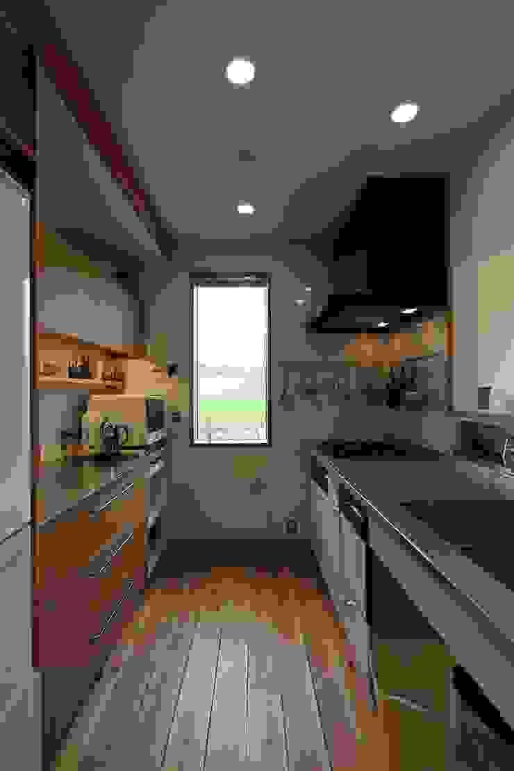 キッチン: 藤松建築設計室が手掛けたスカンジナビアです。,北欧