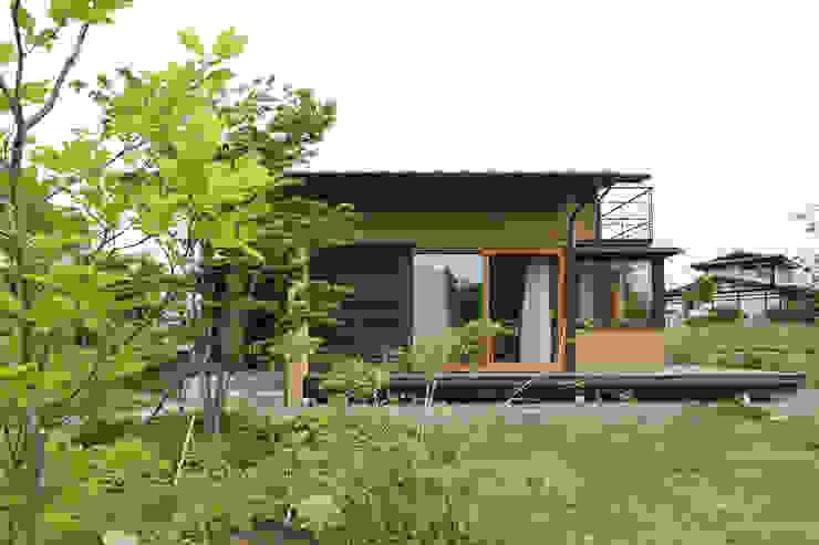 Jardines de estilo  por 藤松建築設計室