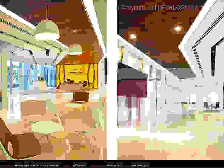 Moderne Ladenflächen von CHINPAKLOONG Architect Modern