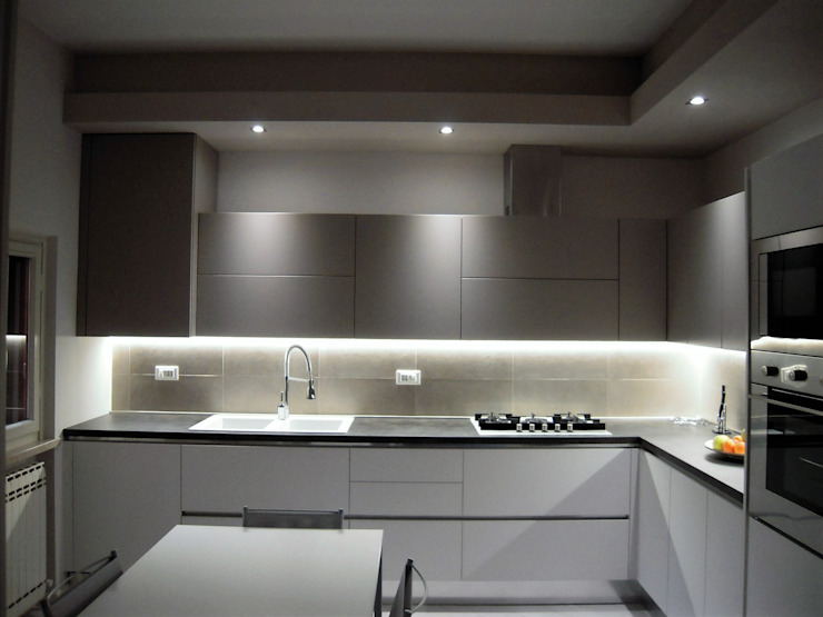 ARREDAMENTI VOLONGHI s.n.c. 廚房照明