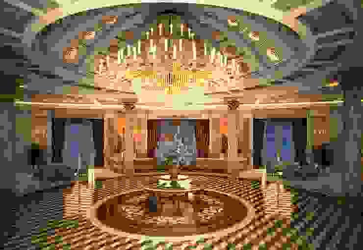 Rustic style hotels by ARTIBODRUM MİMARLIK MÜH.İNŞ.TAAH.TİC.LTD.ŞTİ Rustic Reinforced concrete