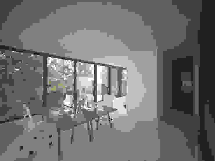 Woonhuis JWVRA Minimalistische studeerkamer van artisan architects Minimalistisch Hout Hout