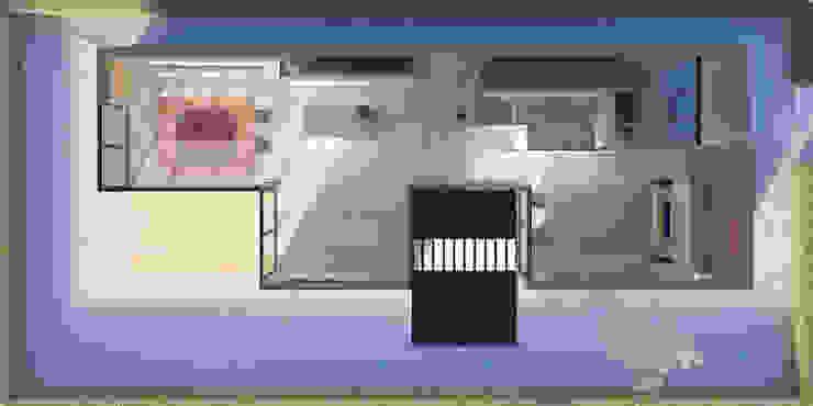 Woonhuis JWVRA Minimalistische huizen van artisan architects Minimalistisch Hout Hout