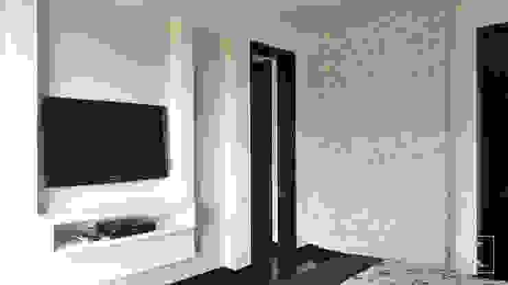 REMODELACIÓN LOFT - HABITACIÓN PRINCIPAL: Habitaciones de estilo  por ARTEKTURE S.A.S, Minimalista