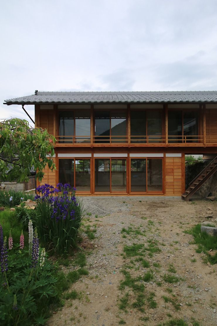 池内建築図案室 Rumah Gaya Eklektik