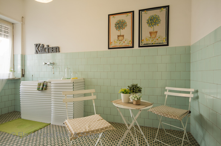 Flavia Case Felici Classic style kitchen