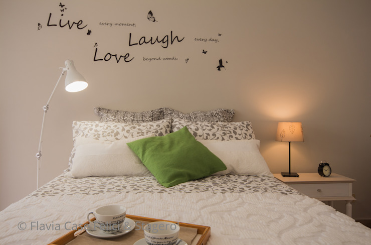 Flavia Case Felici Classic style bedroom