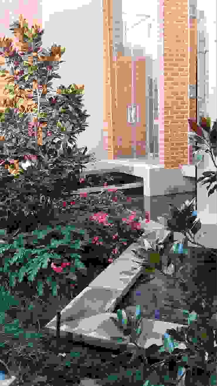 Boardwalk Meander Estate Modern Garden by Gorgeous Gardens Modern
