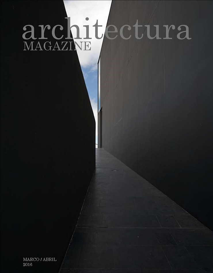 Architectura Magazine por João Miguel Figueiredo Silva