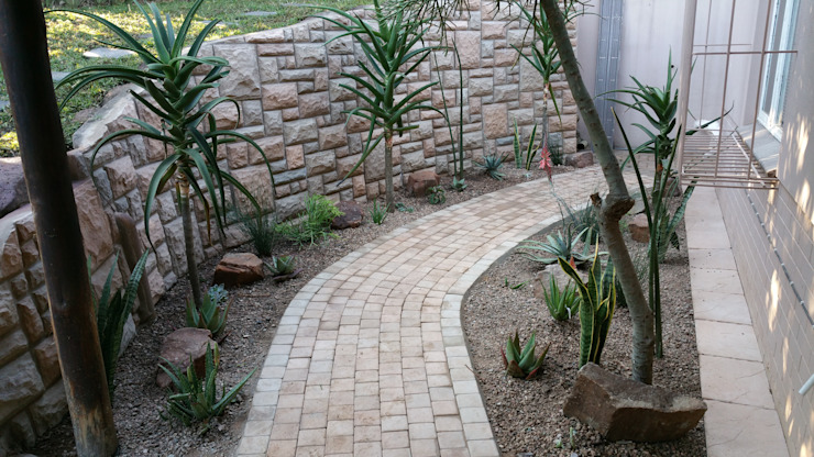 Landscaping by Paradise landscapers