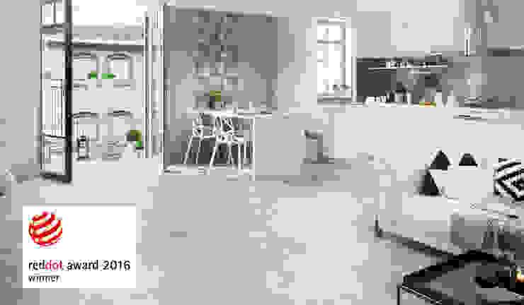 Ceramika Paradyż Industrial style kitchen