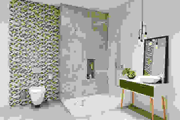 Kolekcja Enya Nowoczesna łazienka od Ceramika Paradyż Nowoczesny