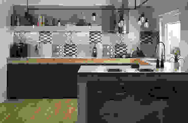 Kitchen by Ceramika Paradyż, Modern