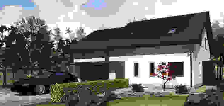 Дома в стиле модерн от MFA Studio Sp z o.o. Модерн