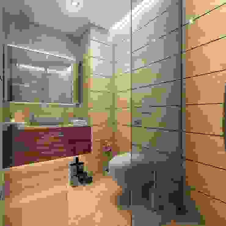 Yunus Emre – Alsancak Konut Modern Banyo VERO CONCEPT MİMARLIK Modern