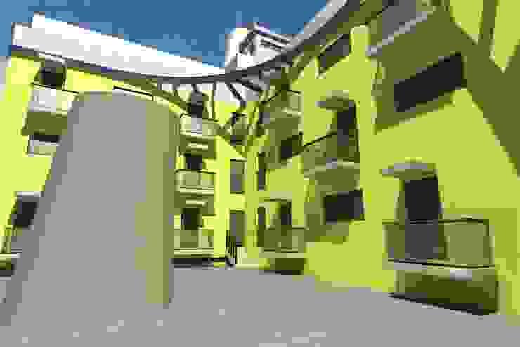 Casas estilo moderno: ideas, arquitectura e imágenes de José Vitória Arquitectura Moderno