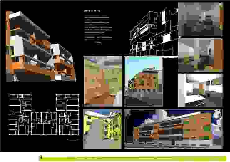 Modern houses by José Vitória Arquitectura Modern
