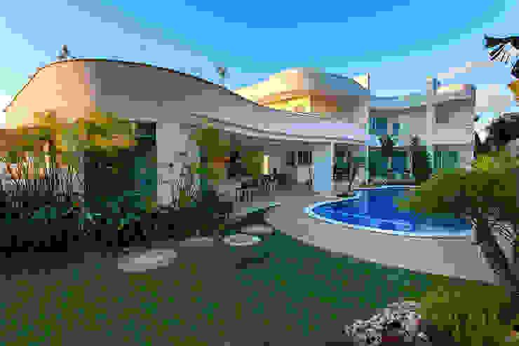 Casas de estilo  de Arquiteto Aquiles Nícolas Kílaris