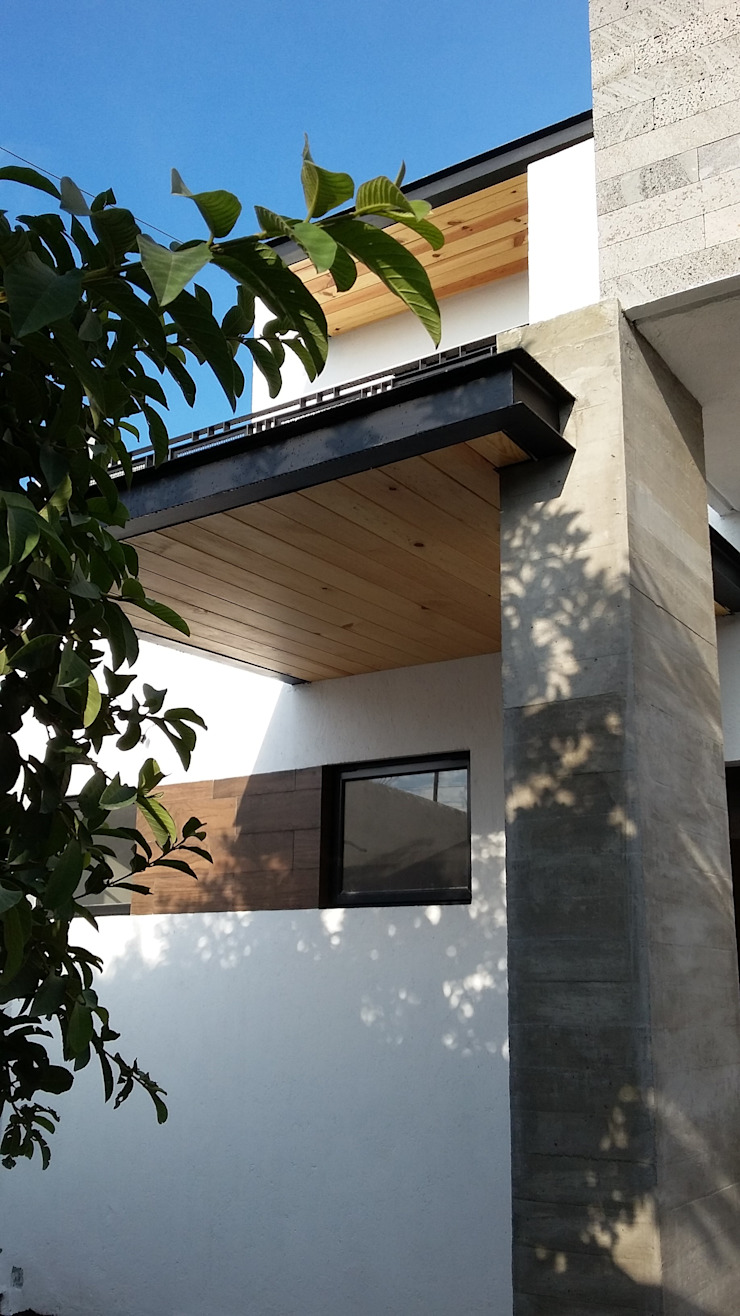 CASA NOGAL Casas modernas de bandella arquitectura Moderno
