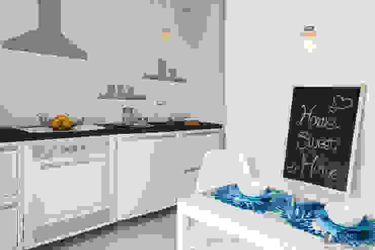 Home Staging Full – Attico su due livelli di Fenice Interiors